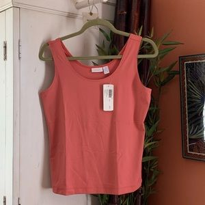 NEW! Chico's coral tank top